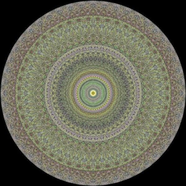 らせん状に続く瞑想