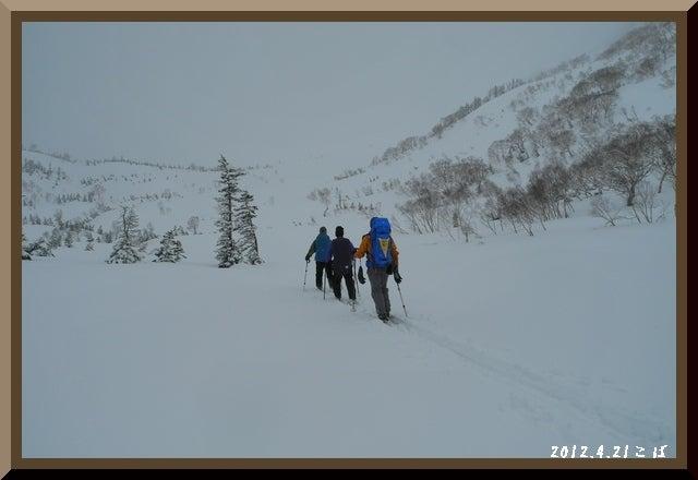 ロフトで綴る山と山スキー-0421_0946
