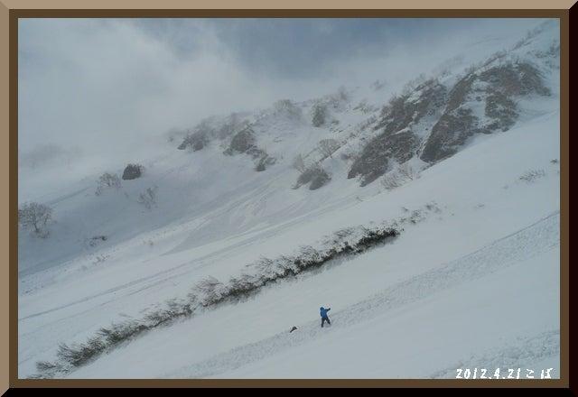 ロフトで綴る山と山スキー-0421_1317