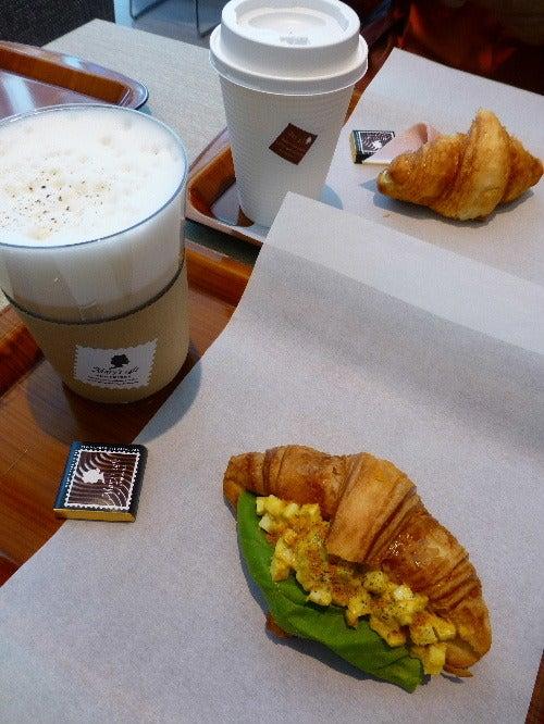 KITTEメリーズカフェの朝食|365DAYS(白雪姫のお食事)