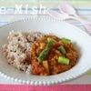 レシピブログキッチンでのレシピ(1)『春野菜の雑穀ドライカレー』の画像