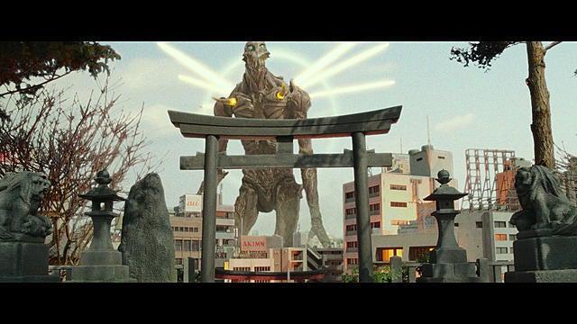 巨神兵東京に現る