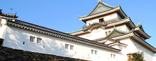 色鉛筆画家☆渡辺美香子の色鉛筆な日々-和歌山城