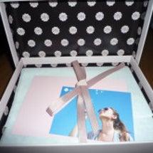 glossy box…
