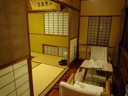 旅行の相談・案内役@遊寝食男のブログ-向瀧客室