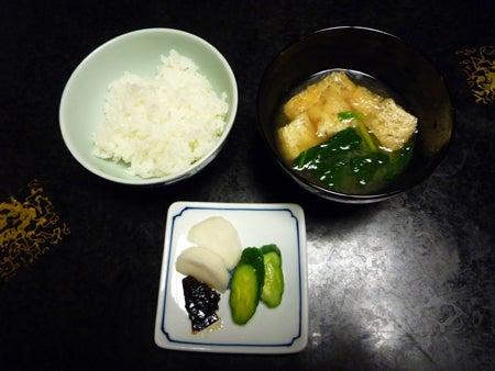 旅行の相談・案内役@遊寝食男のブログ-向瀧夕食
