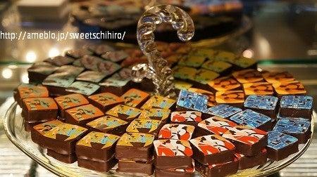 $大阪スイーツレポーターちひろのおいしいスイーツランキング-マリベルチョコレート