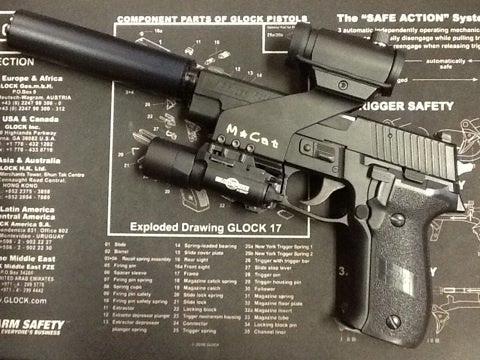 M☆Cat狙撃拳銃 | ミリタリーCatのブログ