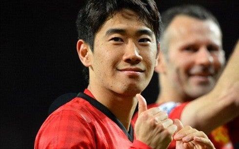 香川真司 マンチェスターユナイテッド サッカー日本代表