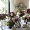 パリの朝食会 AKI FLOWERSにての画像