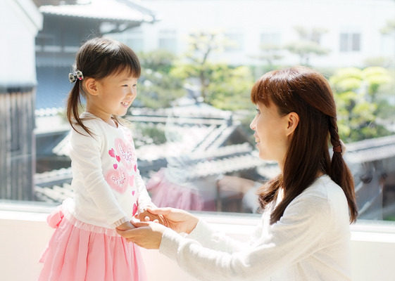 門真・萱島の写真館 Photo Studio Ohana な日々-母の日のプレゼント