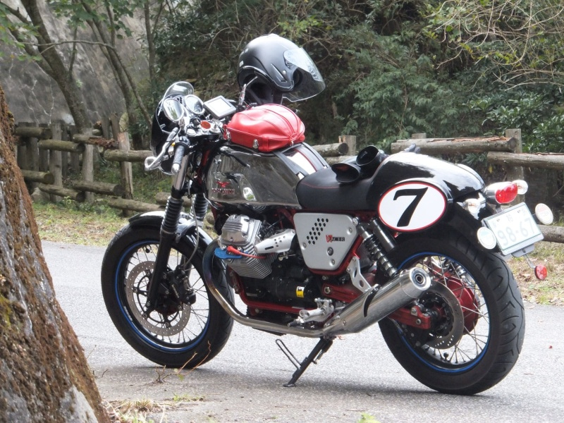 Moto Guzzi V7Racer