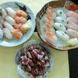 寿司とホタルイカで一…