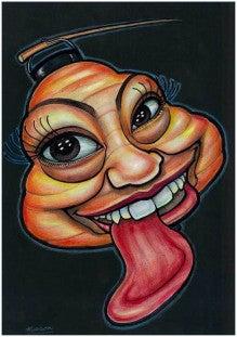 笑っていいとも!イタズラ心のある似顔絵コンテスト