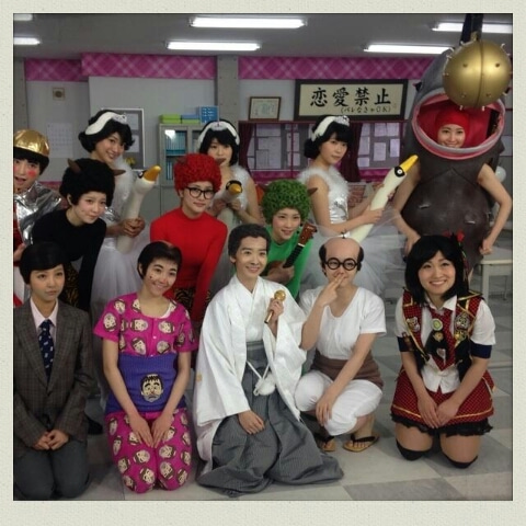 テスト めちゃイケ akb48