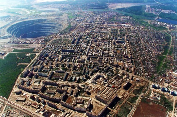 鉱山 ミール