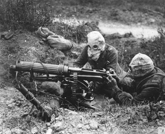 ブルログ歴史上の激戦3 第1次世界大戦の塹壕戦