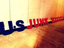 $U.S JUNK MARKETのブログ