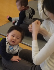 $東村山所沢 ベビーマッサージ・サイン教室&資格スクール