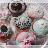 シュガーベールケーキでAfternoon teaの画像