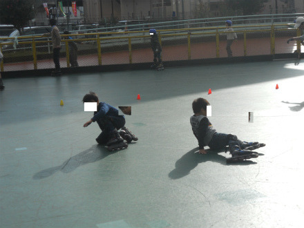 伊丹ローラースケート場
