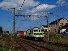 $かっちゃんの日記-烏山の電車