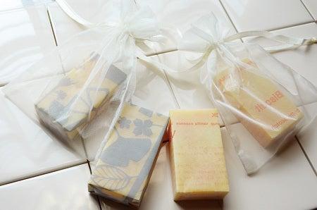$手作り石鹸専門店 La Comtesse(ラ・コンテス)のブログ-生石けんオランジェ