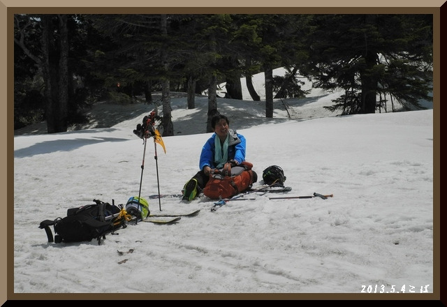 ロフトで綴る山と山スキー-0504_1250