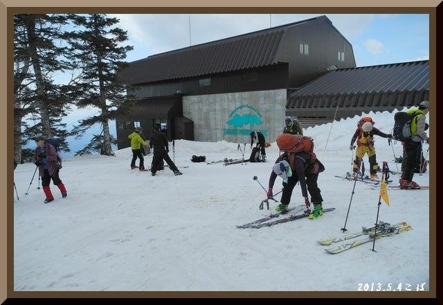 ロフトで綴る山と山スキー-0504_0906