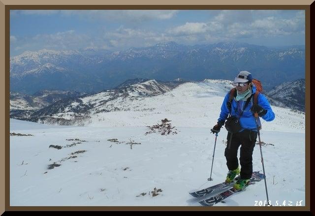 ロフトで綴る山と山スキー-0504_1102