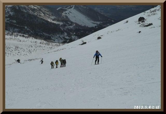 ロフトで綴る山と山スキー-0504_1057