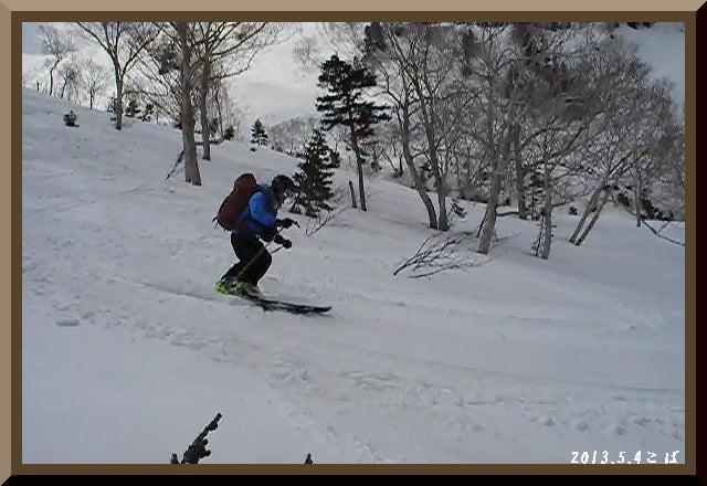 ロフトで綴る山と山スキー-0504_1230