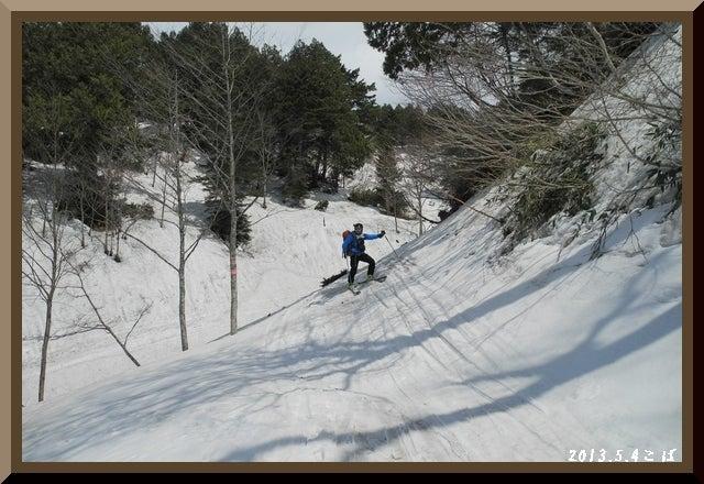 ロフトで綴る山と山スキー-0504_1312