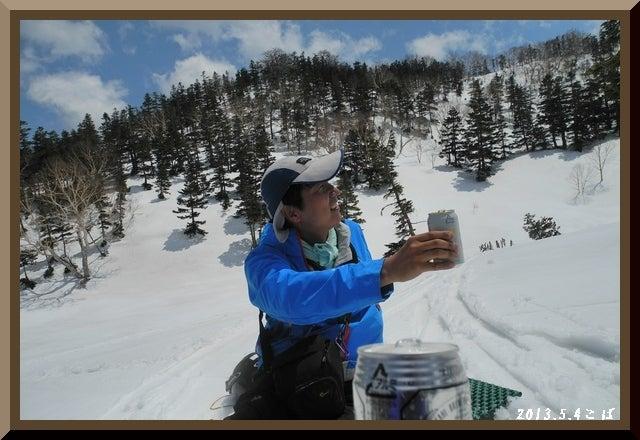 ロフトで綴る山と山スキー-0504_1154