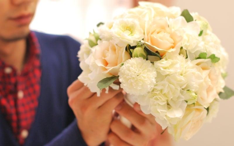 Cinq Flora サンクフローラのブログ ☆花と暮らす悦びをあなたにも-製作中2