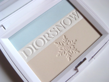 best cheap a50c1 d604f Dior:スノー カラー コレクティング プレスト パウダー ...