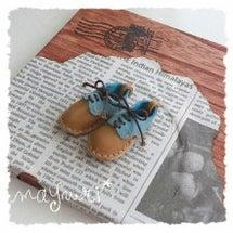 ミニsize革靴☆