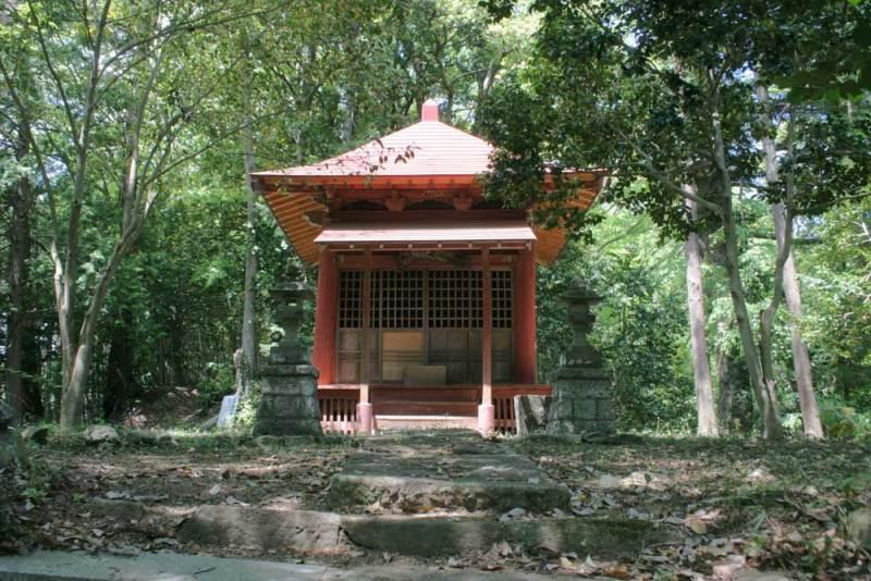 浄福寺城/観音堂