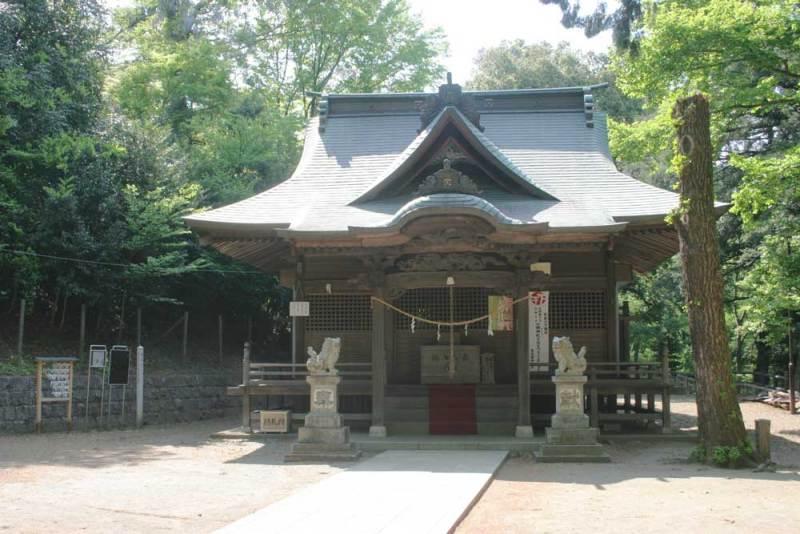 片倉城/住吉神社