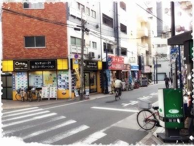 ネイルサロンAgate*板橋駅/新板橋駅/下板橋各駅より徒歩3分-新板橋駅からネイルサロンへのアクセス4
