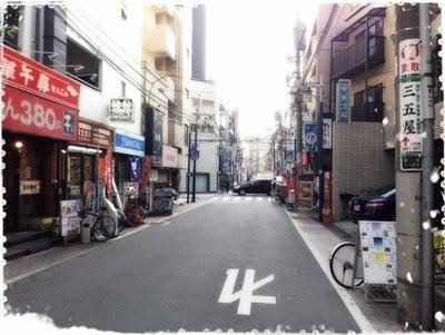 ネイルサロンAgate*板橋駅/新板橋駅/下板橋各駅より徒歩3分-新板橋駅からネイルサロンへのアクセス5