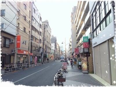 ネイルサロンAgate*板橋駅/新板橋駅/下板橋各駅より徒歩3分-新板橋駅からネイルサロンへのアクセス8