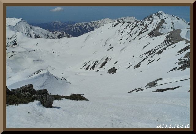 ロフトで綴る山と山スキー-0512_1354
