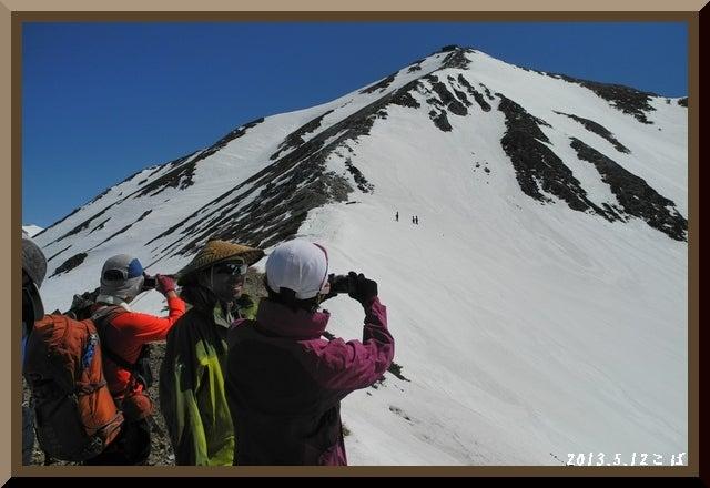 ロフトで綴る山と山スキー-0512_0923