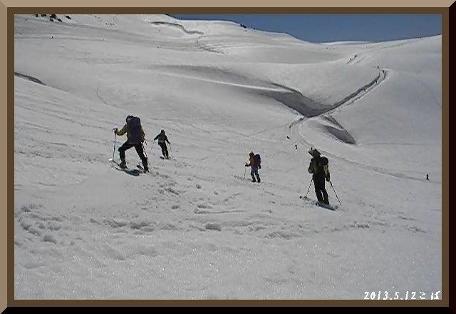 ロフトで綴る山と山スキー-0512_1430
