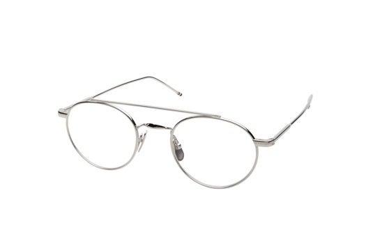 2d8a5e0e376 DITA LEGENDS NEWS. TB-101 Shiny Silver w  Clear - AR ...