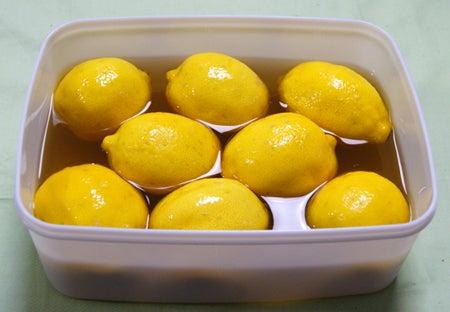作り方 漬け レモン はちみつ