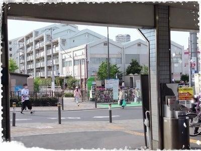 ネイルサロンAgate*板橋駅/新板橋駅/下板橋各駅より徒歩3分-下板橋駅からネイルサロンへのアクセス1