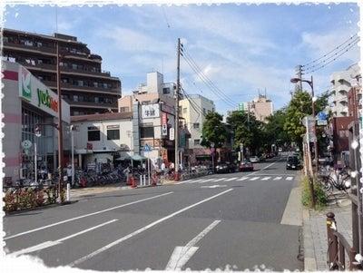 ネイルサロンAgate*板橋駅/新板橋駅/下板橋各駅より徒歩3分-下板橋駅からネイルサロンへのアクセス3