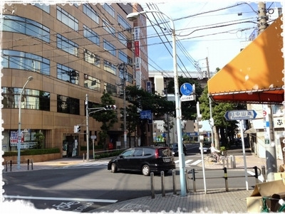 ネイルサロンAgate*板橋駅/新板橋駅/下板橋各駅より徒歩3分-下板橋駅からネイルサロンへのアクセス7